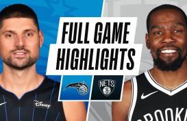 Hasil Basket NBA : Harden Hebat di Debut, Bawa Nets Gasak Magic