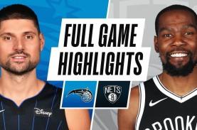Hasil Basket NBA : Harden Hebat di Debut, Bawa Nets…