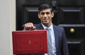 Menkeu Inggris Rishi Sunak Rencanakan Stimulus Senilai £500 per Jiwa