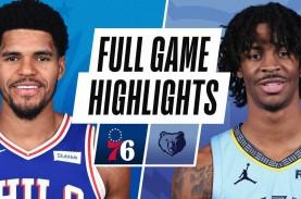 Hasil Basket NBA : Morant Kembali, Grizzlies Atasi…