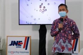 Agen Gathering JNE Bandung Perkuat Mitra JNE