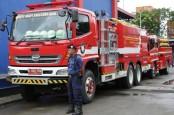 Kebakaran di Mal Pluit Junction Berhasil Dipadamkan, Ini Lokasi Titik Api