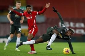Hasil Liga Inggris Liverpool vs MU, Skor 0–0 Hingga…