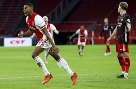 Hasil Liga Belanda : Ajax Hajar Feyenoord, Gol Anak…