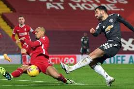 Liverpool vs MU 0–0, Setan Merah Tetap Pimpin Klasemen…