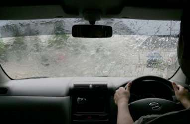 Cuaca Jakarta 18 Januari, Malam Hari Seluruh Wilayah Diguyur Hujan