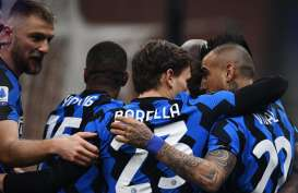 Hasil Liga Italia : Inter Gasak Juventus, Vidal Sikat Eks Timnya