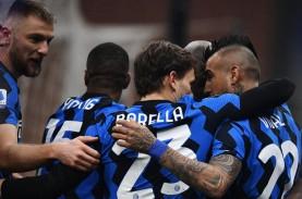 Hasil Liga Italia : Inter Gasak Juventus, Vidal Sikat…