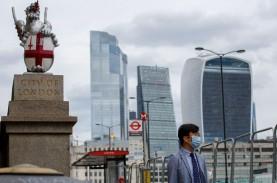 Lowongan Pekerjaan di London Merosot Hampir 50 Persen…