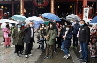 Jepang Siapkan Sistem Baru Pelacakan Covid-19 Bagi Orang Asing
