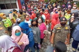 Jokowi Berharap UMKM Naik Kelas setelah Kerja Sama…