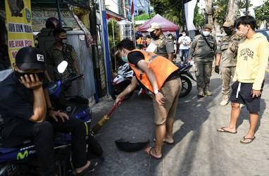 Epidemiolog Sarankan Jakarta Lockdown