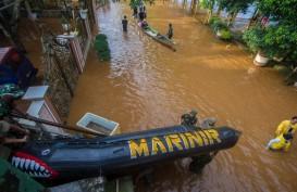 Kunjungi Kalsel, Presiden Jokowi Tinjau Lokasi Terdampak Banjir