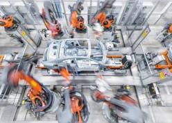 Krisis Pasokan Cip, Audi Tunda Rumahkan Ribuan Karyawan