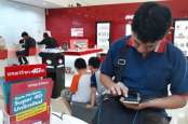 Smartfren (FREN) Siapkan Jurus Gaet 40 Juta Pelanggan Tahun Ini