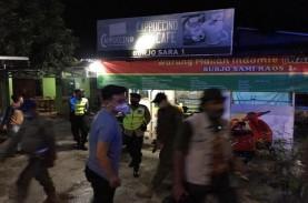 Puluhan Usaha hingga Restoran Terjaring Operasi PPKM…
