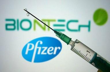 39,7 Juta Orang Lebih di Inggris Disuntik Vaksin Covid-19