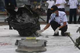 Sriwijaya Air SJ 182 Jatuh: RS Polri Terima 308 Kantong…