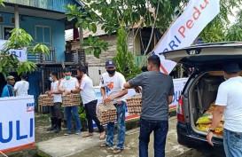 Bantuan BRI Group Terus Berlanjut Untuk Korban Bencana Sulbar, Kalsel, Jabar dan Sulut