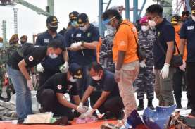 Identifikasi Korban Sriwijaya Air SJ-182, Polri Cek…