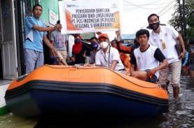 Pos Indonesia Salurkan Bantuan untuk Korban Banjir…