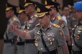 5 Fakta Komjen Polisi Listyo Sigit: Calon Tunggal…