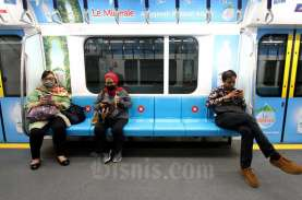 Tri Indonesia Renegosiasi Sewa Jaringan MRT Jakarta