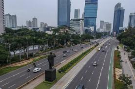 PSBB Ketat DKI Jakarta: Volume Lalu Lintas Turun 4,32…