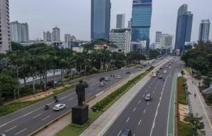 PSBB Ketat DKI Jakarta: Volume Lalu Lintas Turun 4,32 Persen