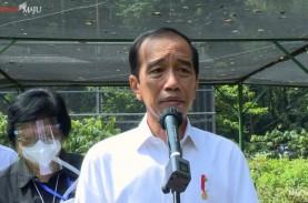 Tinjau Banjir di Kalsel, Jokowi: Hujan Masih Turun…