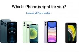 Daftar Harga iPhone Terbaru Januari 2021: iPhone 12,…