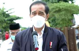Jokowi Sebut Banjir di Kalsel Terbesar dalam 50 Tahun Terakhir