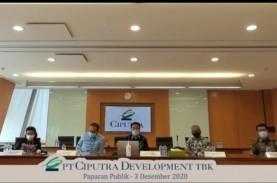 Di Atas Target, Ciputra Development (CTRA) Cetak Marketing…