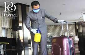 PO Hotel Semarang Sterilkan Barang Bawaan Tamu