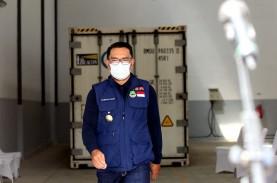 Ridwan Kamil Jawab Isu Relawan Uji Klinis Terkena…
