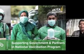 Grab Siap Dukung Sukseskan Vaksinasi Covid-19