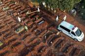 Update Covid-19: Jumlah Kematian Naik Jadi 295, Jateng Tertinggi