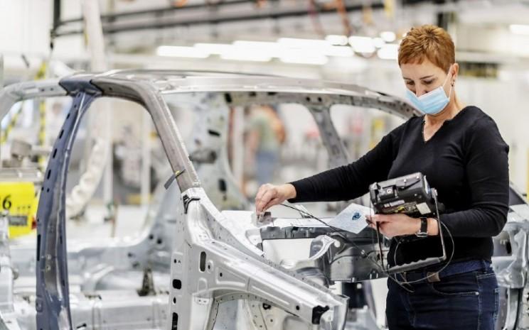 Fasilitas produksi model dan prototipe baru Skoda Auto juga sangat maju dari sudut pandang ekologis.  - Skoda Auto