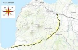 Jalan Tol Serang-Panimbang Seksi 1 Beroperasi Mei 2021