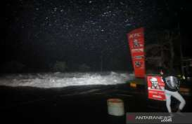 BMKG Ungkap Penyebab Air Laut di Manado Naik ke Daratan, Bukan Tsunami