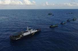 Kapal Asing Masih Ada di Laut Nusantara? Ini Jawaban KKP