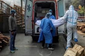 Angka Kematian Akibat Virus Corona Meningkat, Los…