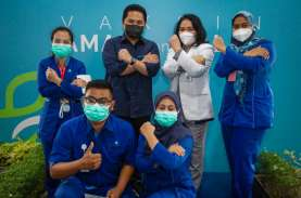Erick Thohir Optimistis Vaksinasi Nakes Perkuat Upaya Perangi Covid-19