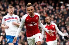 Arsenal Balik ke Jalur Kemenangan, Sikat Newcastle…