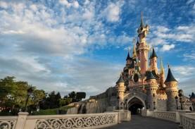Ditunda, Disneyland Paris Baru Dibuka 2 April 2021
