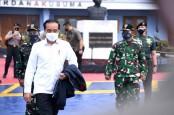Jokowi Tinjau Sejumlah Titik Lokasi Terdampak Gempa di Sulawesi Barat