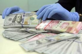 Dolar AS Lunglai, Rupiah Menguat Tipis Pagi Ini