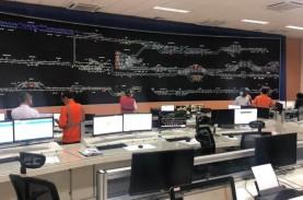 Terbesar di Asia Tenggara, Pusat Kontrol Manggarai…