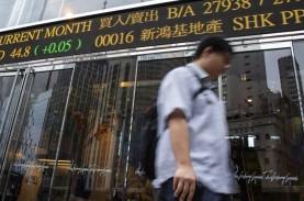 Investor China Terus Borong Saham, Bursa Hong Kong…