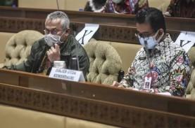 Pemberhentian Ketua KPU Jadi Sorotan Komisi II DPR